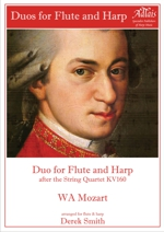 Duo for Flute and Harp
