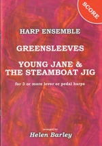 Greensleeves / Young Jane and the Steamboat Jig