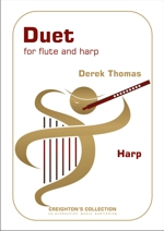 Duet for Flute and Harp