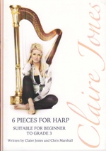 6 Pieces for Harp